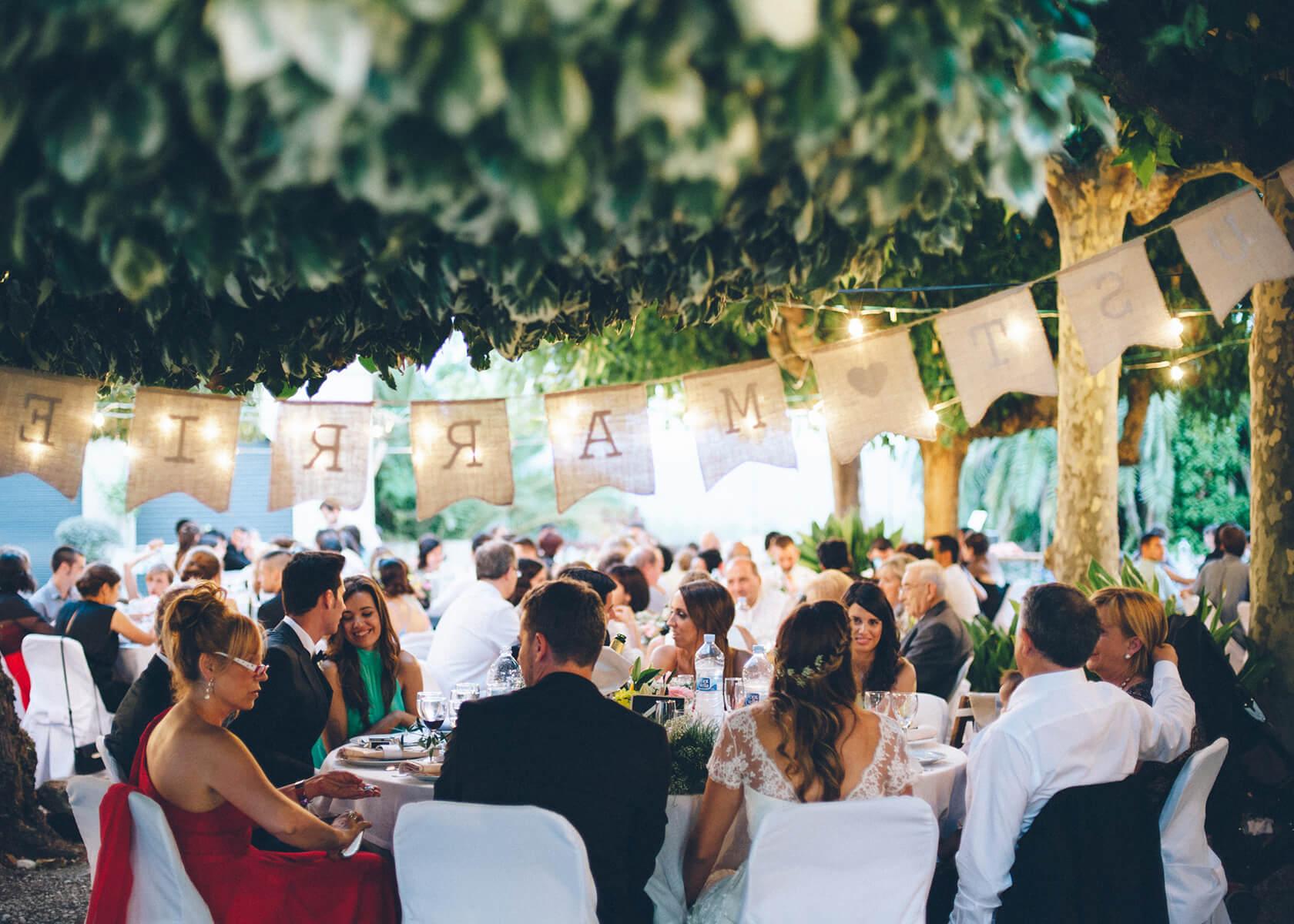 Wedding venues in Spain