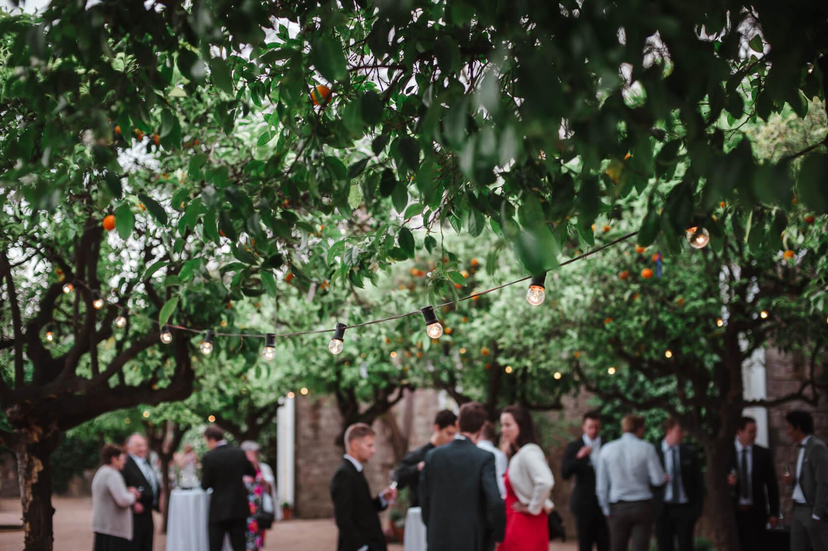 bryllup Hotel Miramar Barcelona