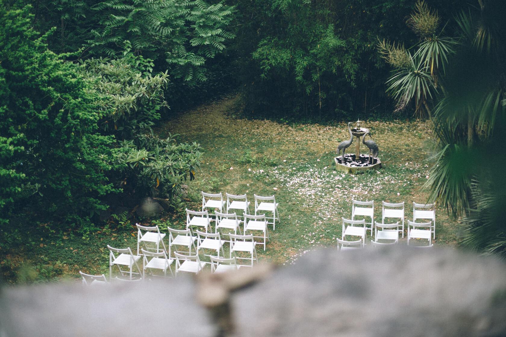 Villa Catalina destination wedding Barcelona
