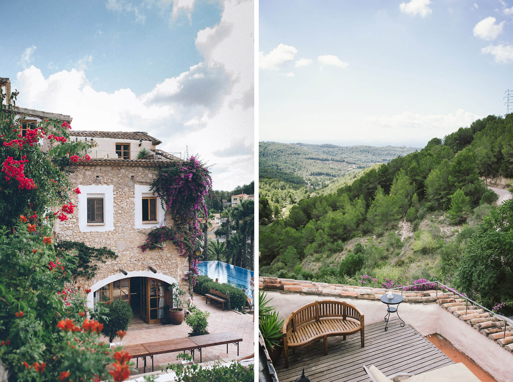 Villas in Sitges