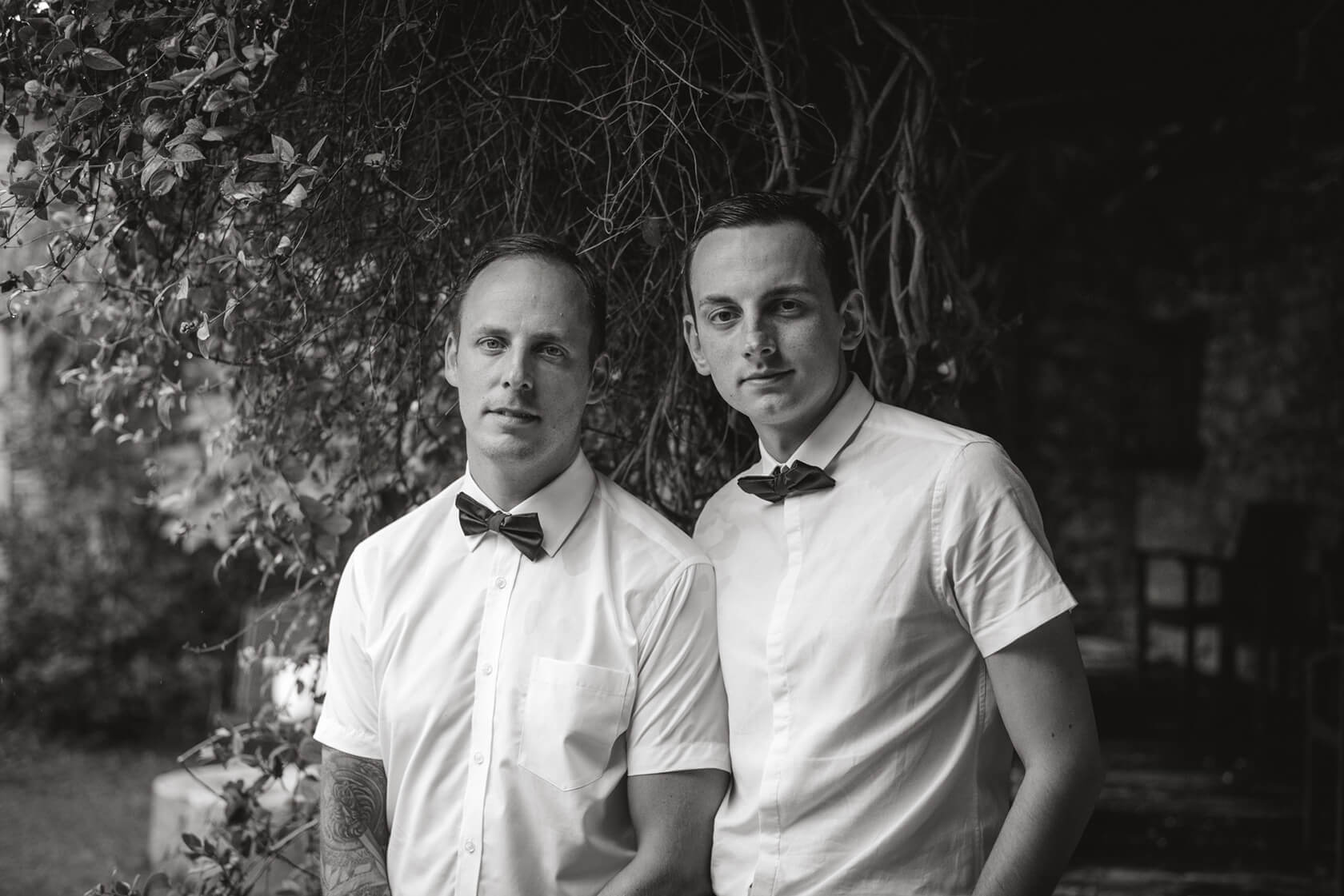 gay wedding in Sitges