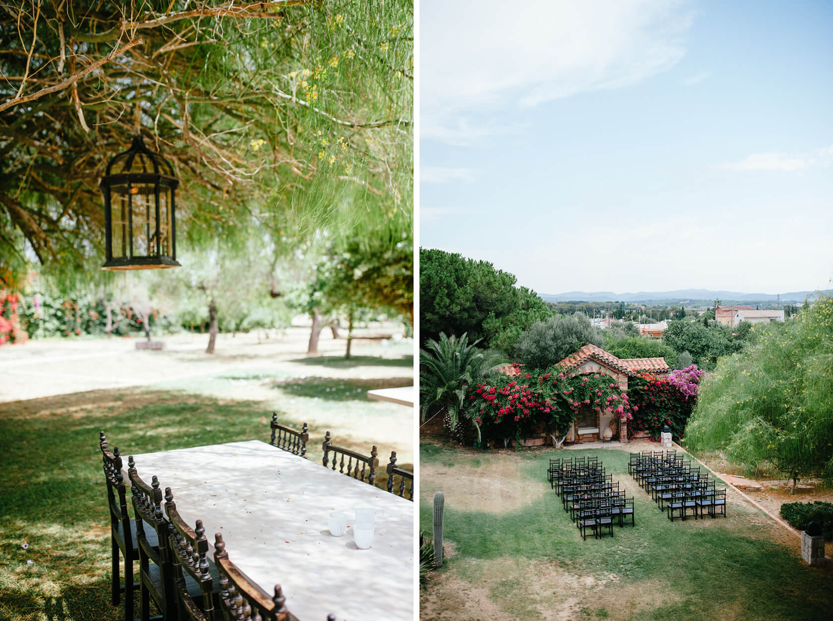 Gran Villa Rosa wedding venue in Spain