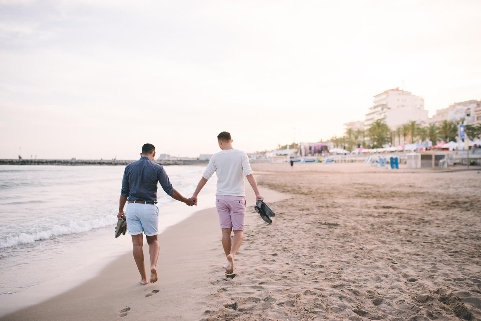 Gay post-wedding Sitges