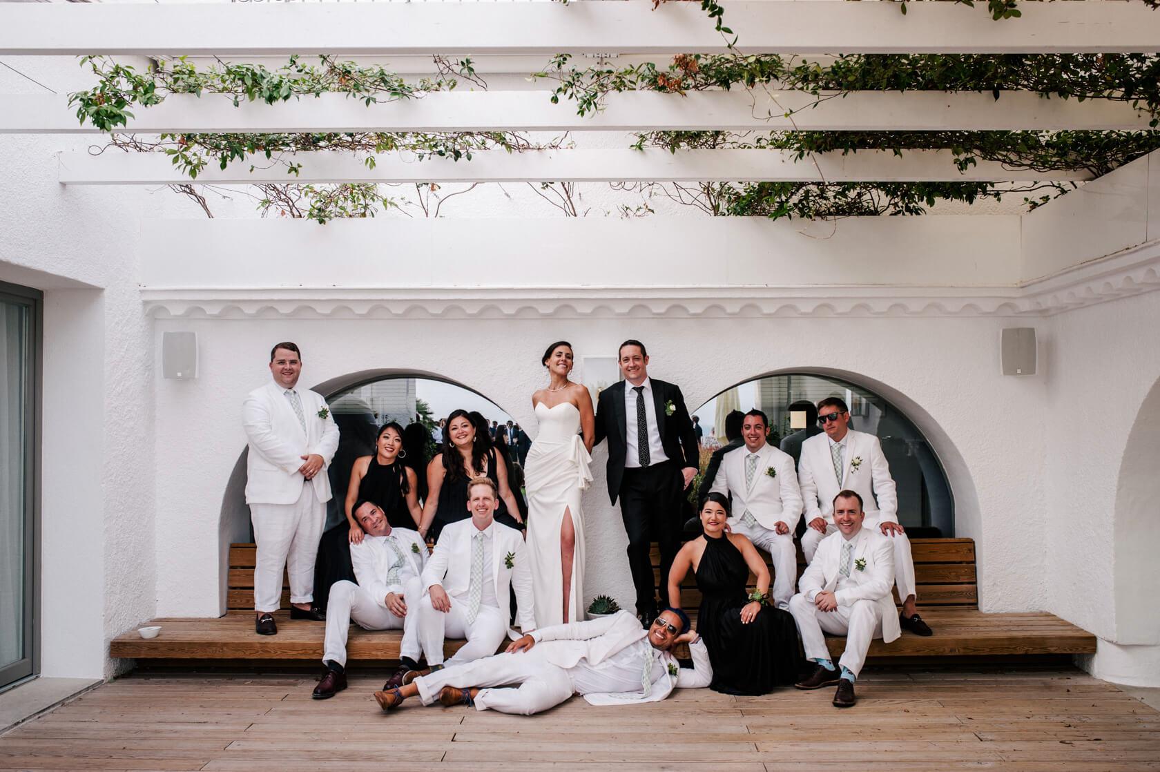 Wedding in Masia Casa del Mar