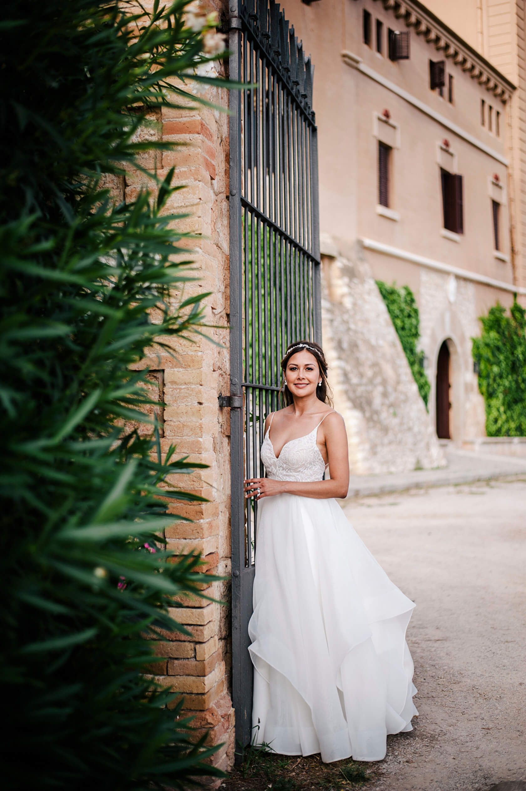 Torre del Veguer wedding